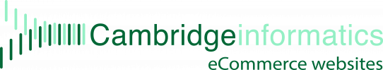 Cambridge Informatics Website Design Logo